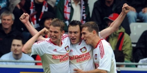 Bayern Múnich y Bayer Leverkusen van a la Champions