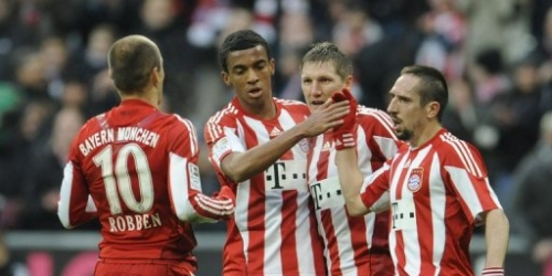 Bayern Múnich y Bayer Leverkusen ganan en la Bundesliga