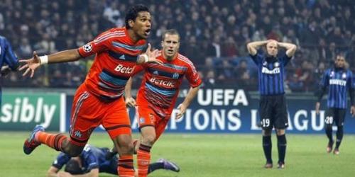 Bayern Múnich y Marsella avanzaron en la Champions League