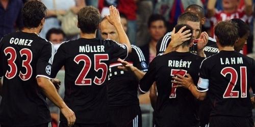 Bayern y Villarreal con suertes distintas en la Champions