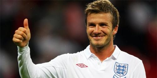 Beckham mantiene intacto su sueño de jugar en los JJOO