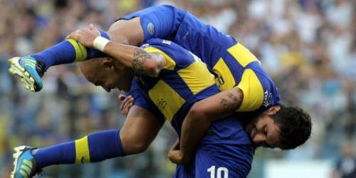 Boca ganó a Argentinos para ratificarse como líder