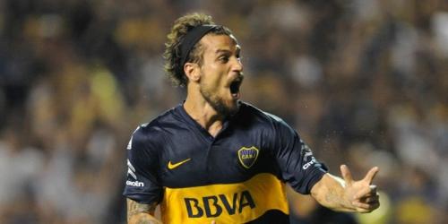 "Boca Juniors, Angelici: ""Queremos que Osvaldo siga"""
