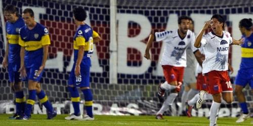 Boca Juniors cayó ante Tigre y es colíder con Newell's
