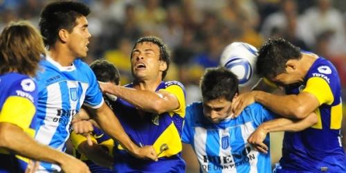Boca Juniors empató con Racing y se acerca al título