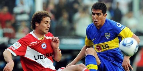 Boca Juniors empató y sigue en la cima del Apertura