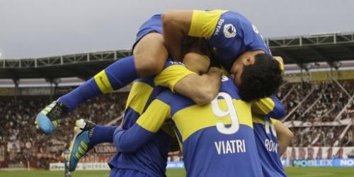 Boca Juniors sigue liderando el Apertura