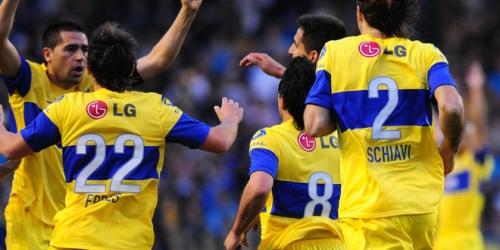 Boca Juniors venció a Tigre y se reafirma en la punta