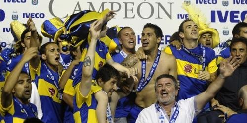 Boca Juniors ganó su 24º título de primera división
