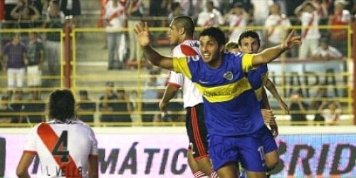 Boca se impuso a River en la Copa Luis Nofal