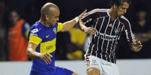 Boca se toma la revancha del Fluminense y se clasifica a los octavos