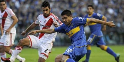 Boca vence a River y el líder Vélez pierde frente a Lanús