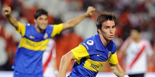 Boca venció a River y ganó la Copa Luis Nofal