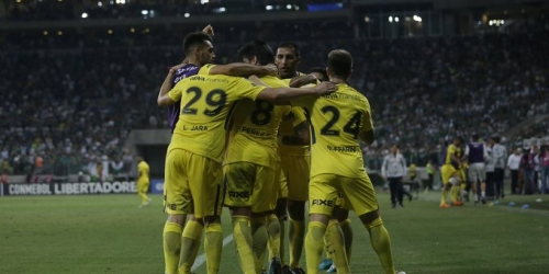 Boca vs Palmeiras por la cima del grupo H de la Libertadores