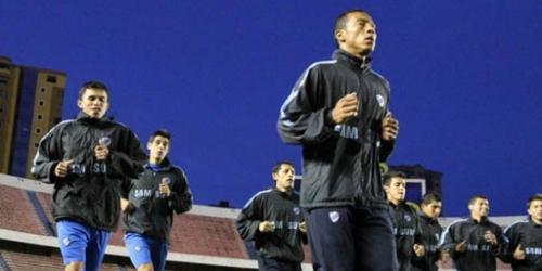 Bolívar venció a Junior en la Copa Libertadores