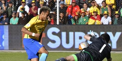 (VÍDEO) Bolivia empata ante Brasil por eliminatorias