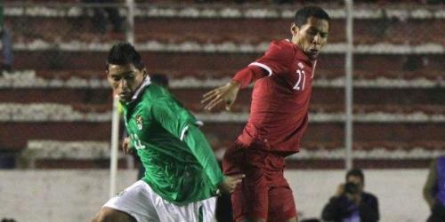 Bolivia y Perú volvieron a igualar en amistoso