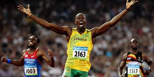 Bolt apuesta por una final Brasil-España en el Mundial