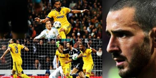 "Bonucci sobre penalti a Juventus: ""Yo no hubiera podido controlar mis instintos"""