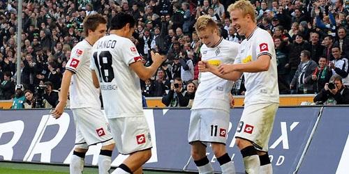 Borussia Dortmund alargó su racha positiva