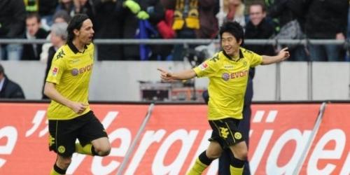 Borussia Dortmund amplía ventaja con goleada al Hannover