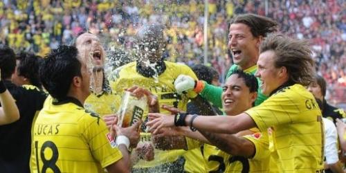 Borussia Dortmund se proclama campeón de la Bundesliga