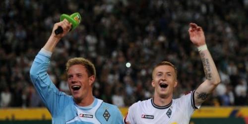 Borussia M'gladbach y Hannover líderes de la Bundesliga