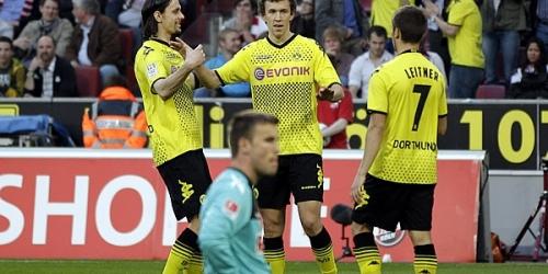 Borussia único líder de la Bundesliga