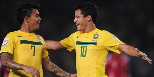 Brasil, Argentina, Egipto y México clasificaron a octavos