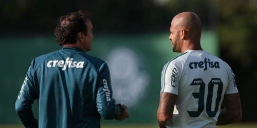 Brasil, Cuca separa a un jugador de Palmeiras a días de la revancha por Copa Libertadores
