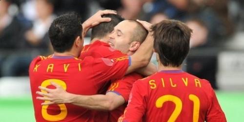 Brasil, España y Messi, las estrellas con más brillo