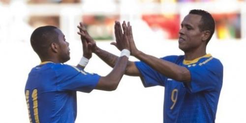 Brasil golea 3-0 sin apuros a débil Zimbabue en amistoso