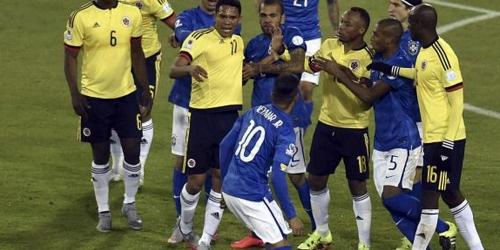 Brasil, Neymar se quedó sin Copa América