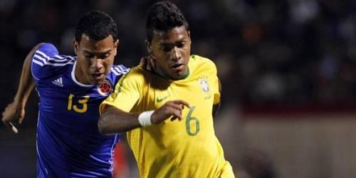 Brasil vence a Colombia por 3-1 en el Sudamericano Sub-20