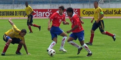 Brasil venció a Chile con agónico gol en el Sudamericano