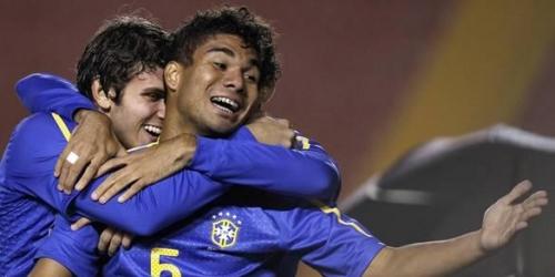 Brasil venció a Colombia y está cerca del Mundial Sub-20