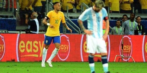 (VIDEO) Eliminatorias, Brasil goleó 3-0 a Argentina y sigue como líder del torneo