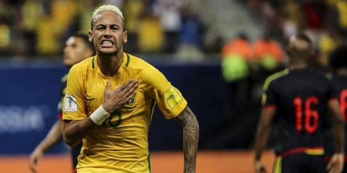 (VIDEO) Eliminatorias, Brasil sigue en racha tras superar a Colombia por 2-1