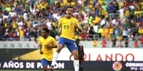 (VIDEO) Copa América, Brasil cumplió el pronóstico y goleó a Haití