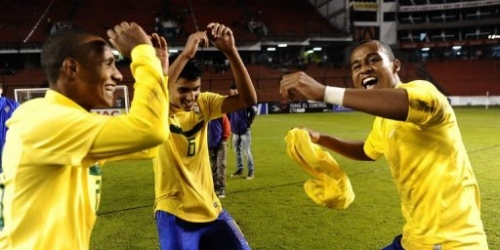 Brasil y Alemania arrasan en debut del Mundial Sub-17
