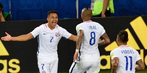 (VIDEO) Chile, debut y victoria en la Copa Confederaciones: 2-0 a Camerún