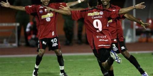 Caracas derrotó 3-2 al Real Esppor y sigue puntero del torneo