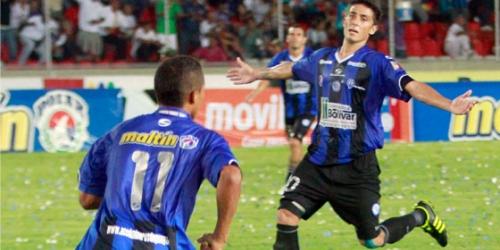 Caracas perdió en el partido de ida de las semifinales