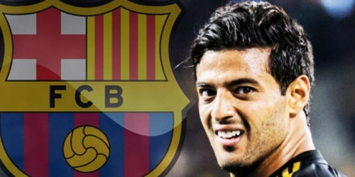 """Carlos Vela: """"El interés del FC Barcelona me motiva a ser mejor"""""""