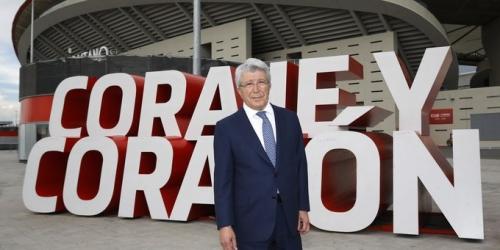 """Cerezo: """"Griezmann es del Atlético"""""""
