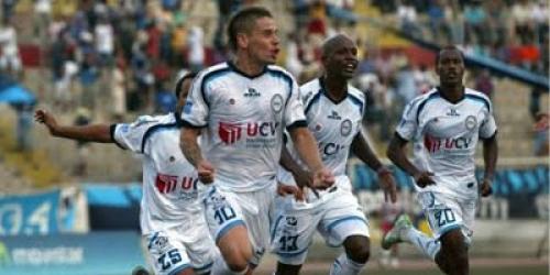 César Vallejo y Santa Fe igualaron en la Sudamericana