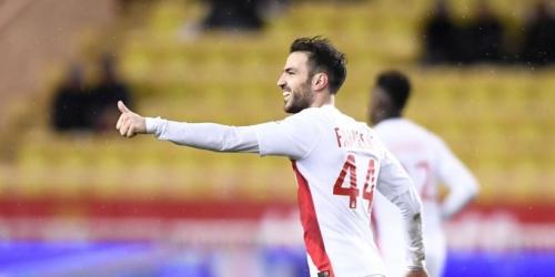 Cesc Fábregas saca al Mónaco del descenso