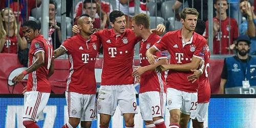 (VIDEO) Champions League, Barcelona y Bayern golearon en el arranque de la Fase de Grupos