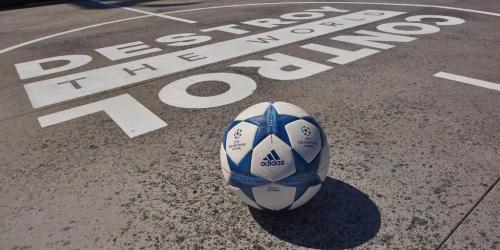 Champions League, presentado el balón de la final