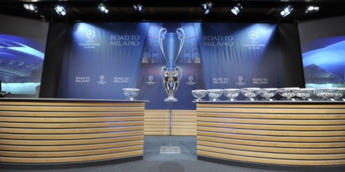 Champions League, estos serán los Octavos de Final